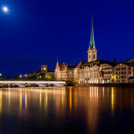 Suiza en 7 dias