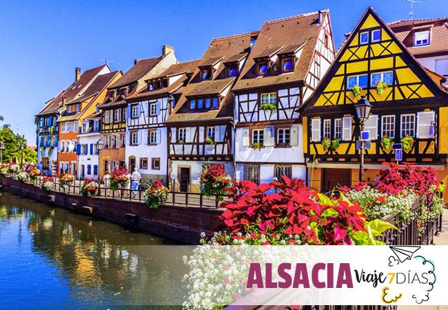 Que ver en Alsacia en 7 dias
