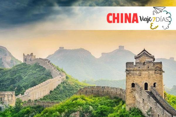 ¿Qué ver en China en 7 días?