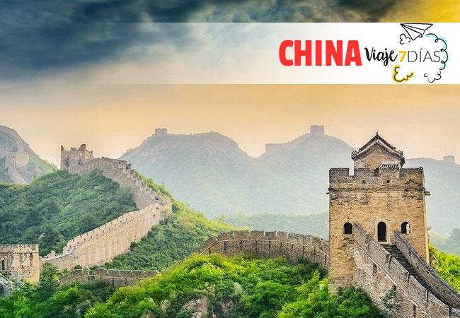 que ver en China en 7 días