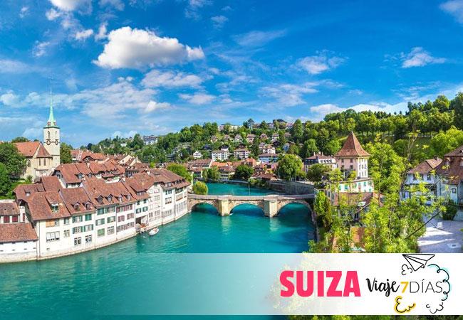 Que ver en Suiza en 7 dias