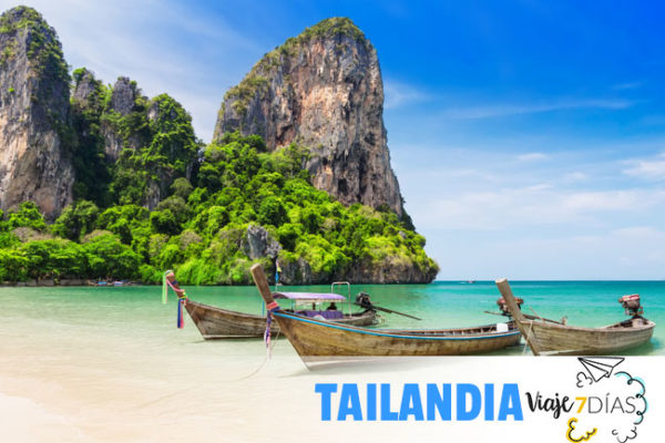 ¿Qué ver en Tailandia en 7 días?