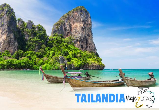 Tour de 7 dias por tailandia