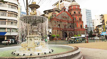 Que ver en Filipins