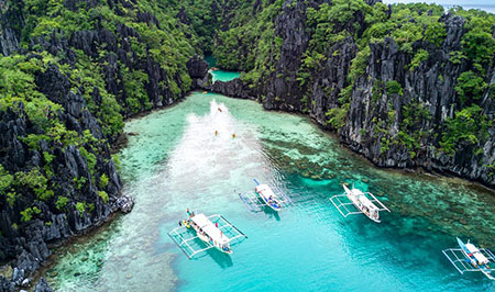 Ruta por Filipinas