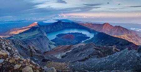 Parque Nacional de Indonesia