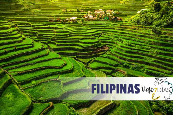 ¿Qué ver en Filipinas en 7 Días?