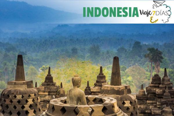 ¿Qué ver en Indonesia en 7 días?