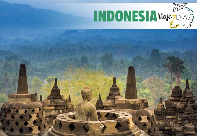 Que ver en Indonesia en 7 días