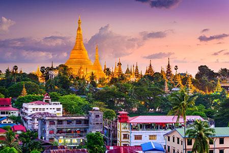 Que ver en Myanmar en 1 semana
