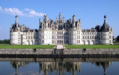 Itinerario Castillos del Loira