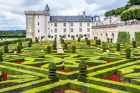 Mejores castillos de Francia