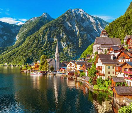 Itinerario de Austria en 1 semana