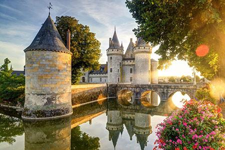 Ruta Castillos del Loira 1 semana