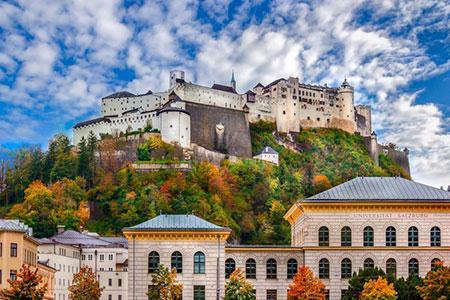 Mejores destinos de Austria