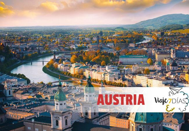 Austria en 7 dias