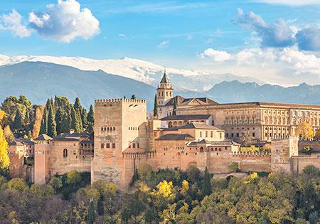Itinerario para ver Andalucía