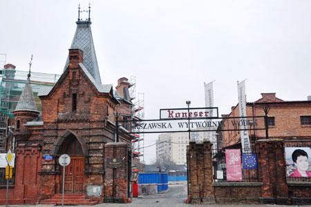 Visitar Varsovia en tres días