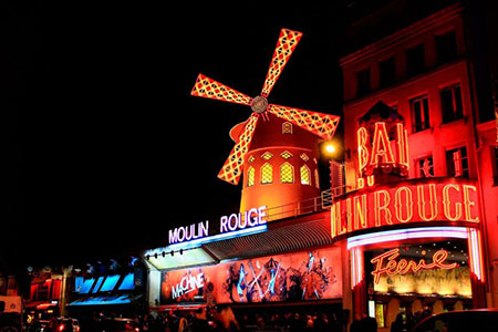 Paris en 1 semana