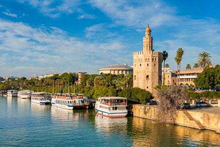 Visitar Andalucía en 1 semana