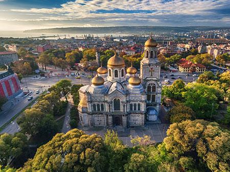 guia de viaje de Bulgaria