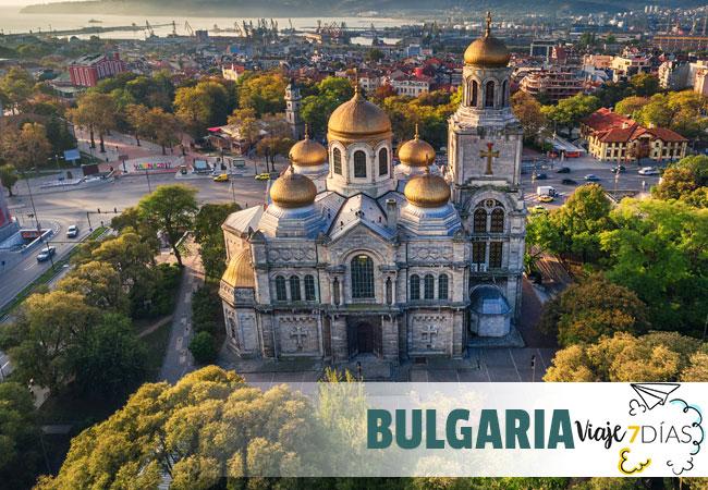 Bulgaria en 7 dias