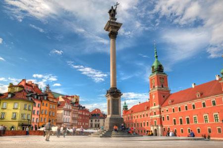 Varsovia en tres días