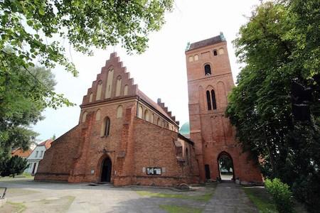 iglesia de la visitación de varsovia