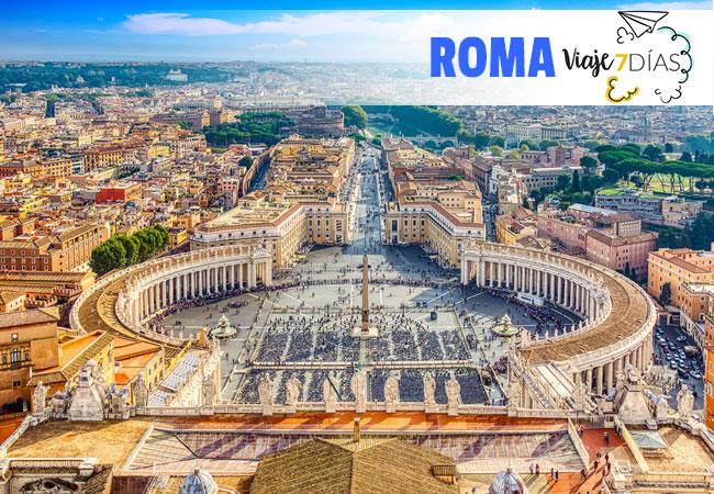 Que ver en Roma en 7 días