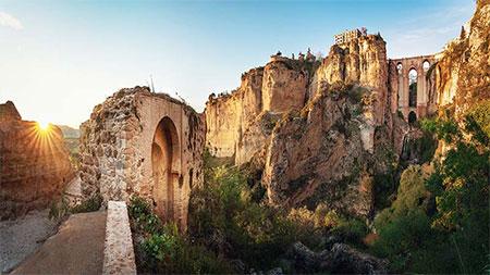 Pueblos de Andalucia