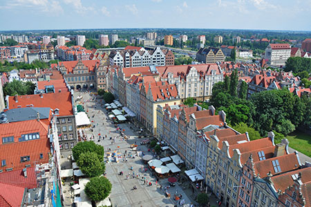 visitar Gdansk en dos dias