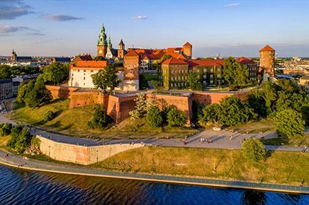 Itinerario para ver Cracovia