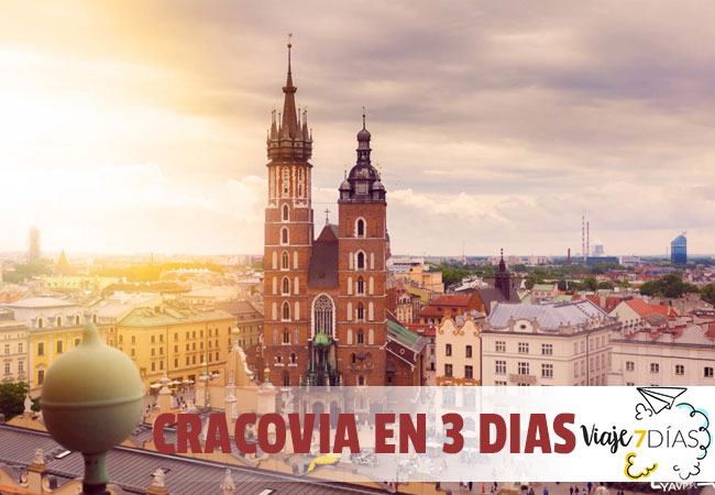 Cracovia en 3 dias