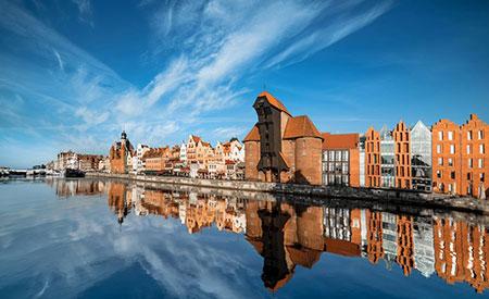 muelle de Gdansk