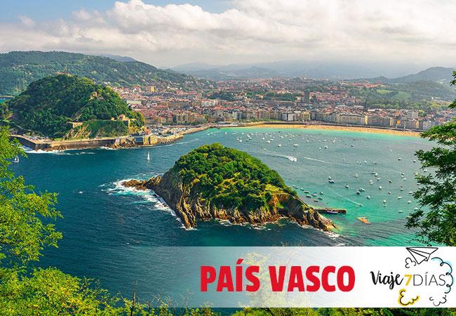 País Vasco en 7 Días
