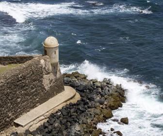 Castillo San Cristóbal Puerto Rico