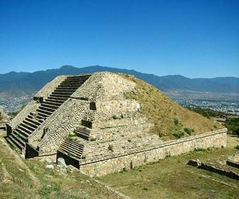 Monte Albán México