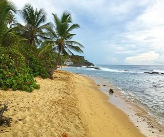 Playa Peña Beach