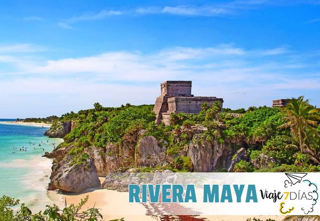 Rivera maya en 7 dias