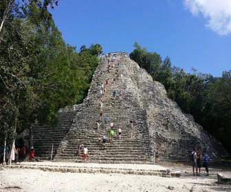 Ruinas de Cobá Rivera Maya