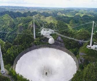 Telescopio Arecibo