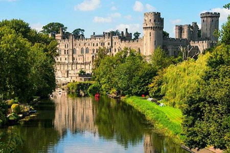 Warwick Inglaterra