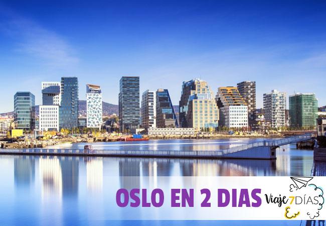 Oslo en dos días