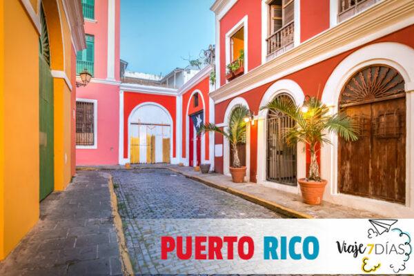 ¿Qué ver en Puerto Rico en 7 días?