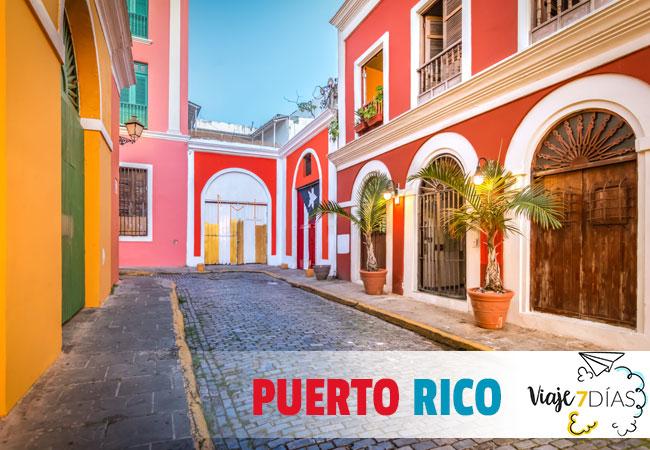 Puerto rico en 7 dias