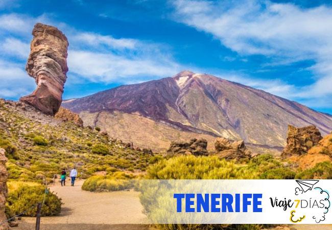 Tenerife en 7 dias