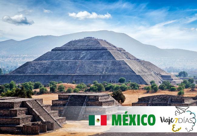 Que ver en México en 7 días