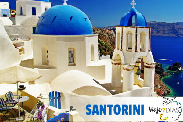 Santorini en 2 días